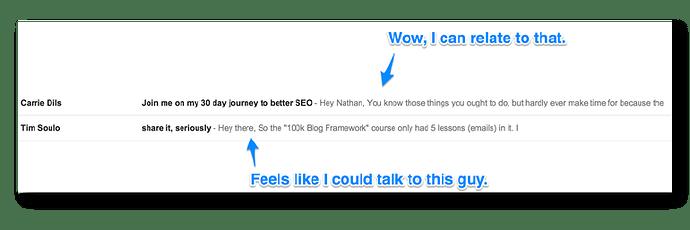 cách làm email marketing tự nhiên