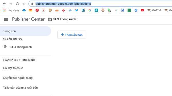 Đưa website lên Google News